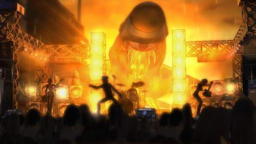 To Guitar Hero World Tour, εκτός από κιθάρα, θα υποστηρίζει drums και μικρόφωνο