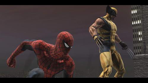 Στο Web of Shadows εσείς επιλέγετε τους συμμάχους του Spiderman