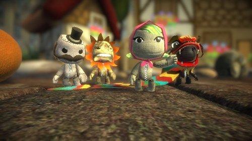 Τ�σσερις φίλοι μαζί - η πραγματική απόλαυση που προσφ�ρει το LittleBigPlanet