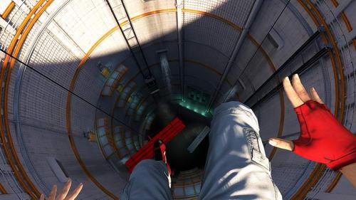 To Mirror's Edge δεν συνίσταται σε όσους...φοβούνται τα ύψη