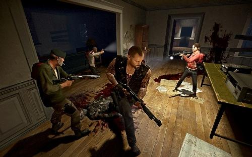 Οι τέσσερις επιζώντες