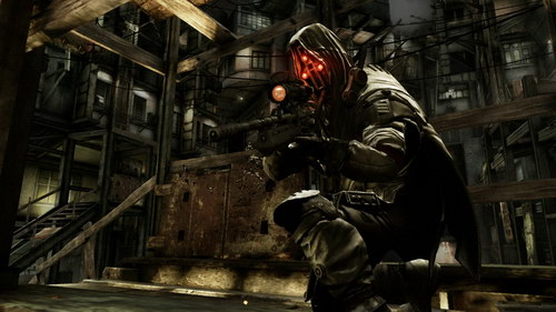 Oι snipers θα σας προξενήσουν πολλά προβλήματα τόσο στο single-player όσο και στο multiplayer