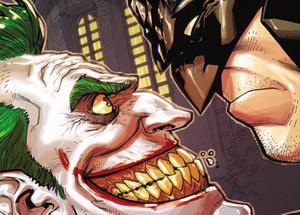 batman joker start