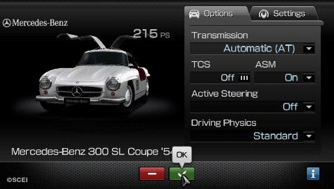 Ποιoς είπε οτι λείπουν οι γηραιές ντίβες απο το Gran Turismo PSP;