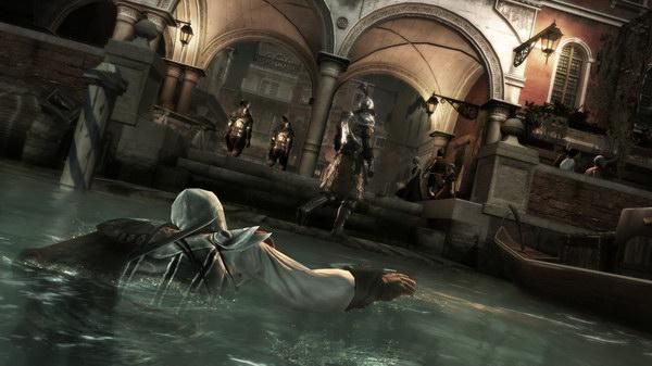 Κλασικός κανόνας που αφορά τα action adventures: ο χαρακτήρας πάντα μπορεί να κολυμπήσει στο sequel...