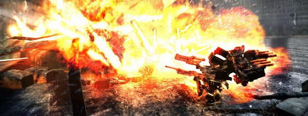 armored core 5 news v2