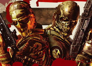 army of two the 40th day start