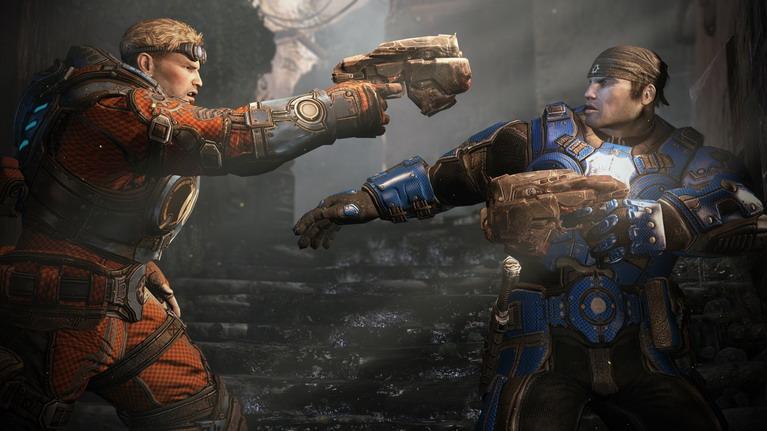 Ο (νέος) Marcus είναι playable στο multiplayer.