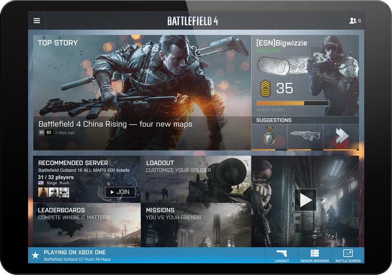 To Battlelog επιστρέφει βελτιωμένο και ως εφαρμογή για φορητές συσκευές.