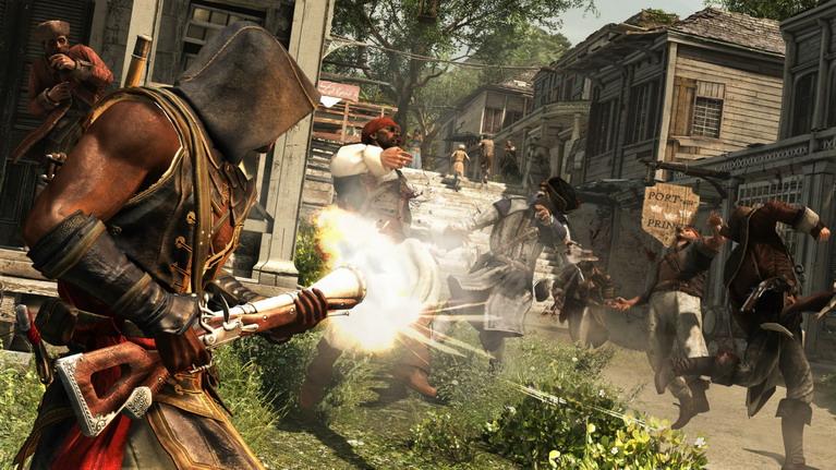 Τα νέα όπλα δεν επιφέρουν αλλαγές στο gameplay.