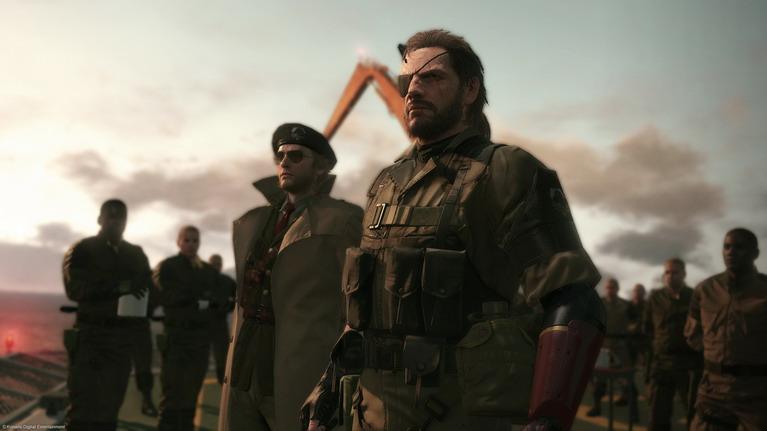 Οι cutscenes όπως πάντα είναι άρτια σκηνοθετημένες.