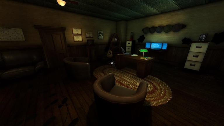 Το νέο γραφείο του Tex.