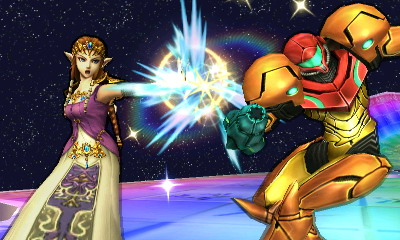 Zelda εναντίον Samus, πιο έπικ πεθαίνεις.