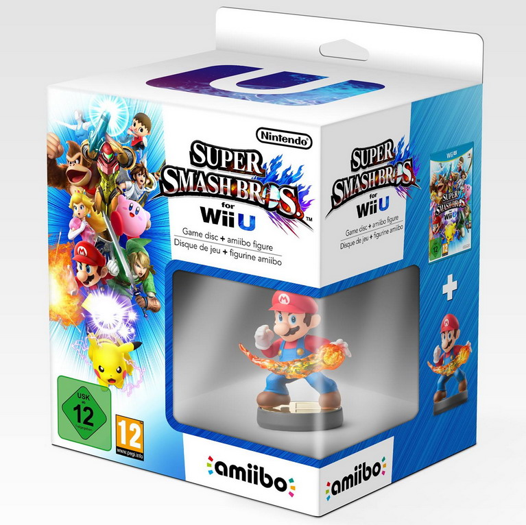 super smash bros amiibo bundle