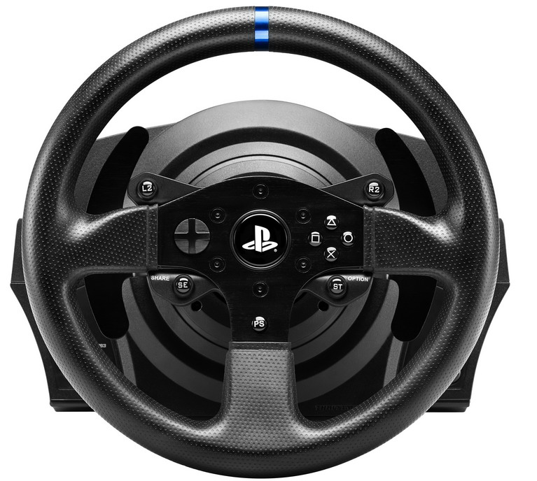 thrustmaster t300rs wheel