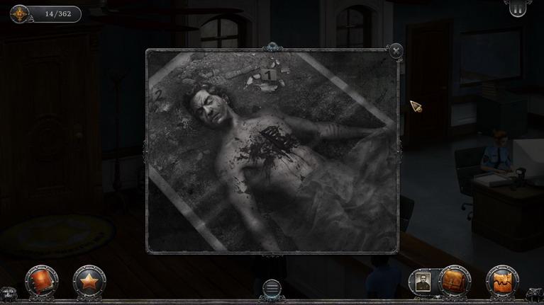 Από τις περιπτώσεις όπου το παιχνίδι γίνεται αρκετά ακραίο και σκοτεινό.