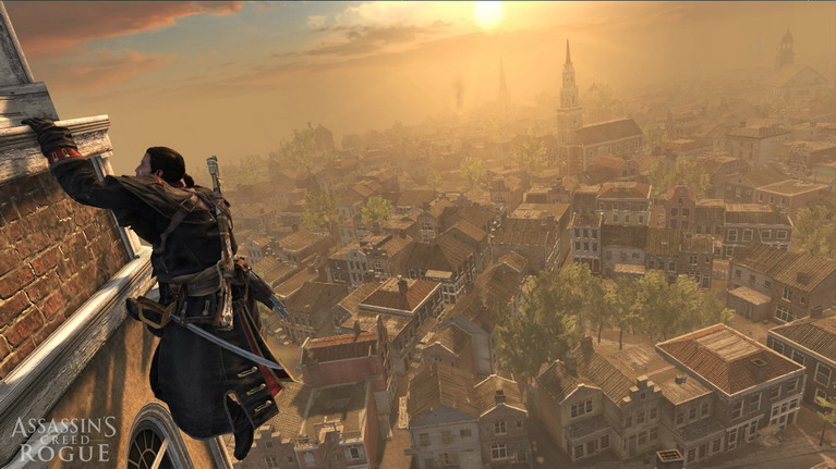 Assassin's Creed χωρίς παρκούρ δεν γίνεται.