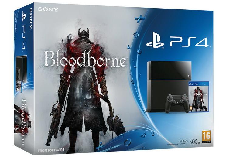 ps4 bloodborne bundle