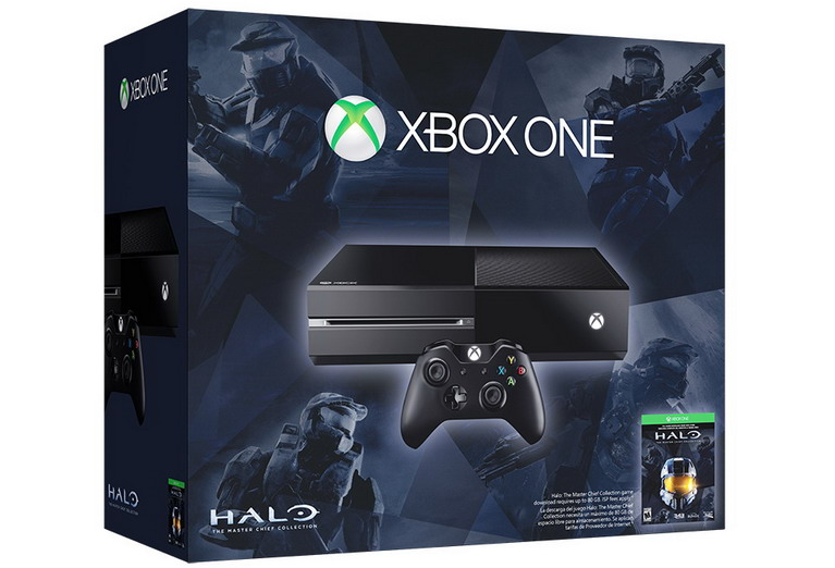 xbox one halo collection bundle