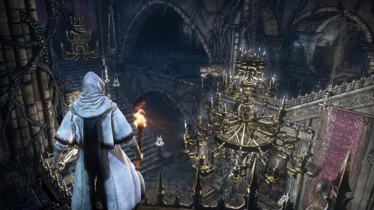 Τα chalice dungeons προσφέρουν πολλές επιπρόσθετες ώρες παιχνιδιού.