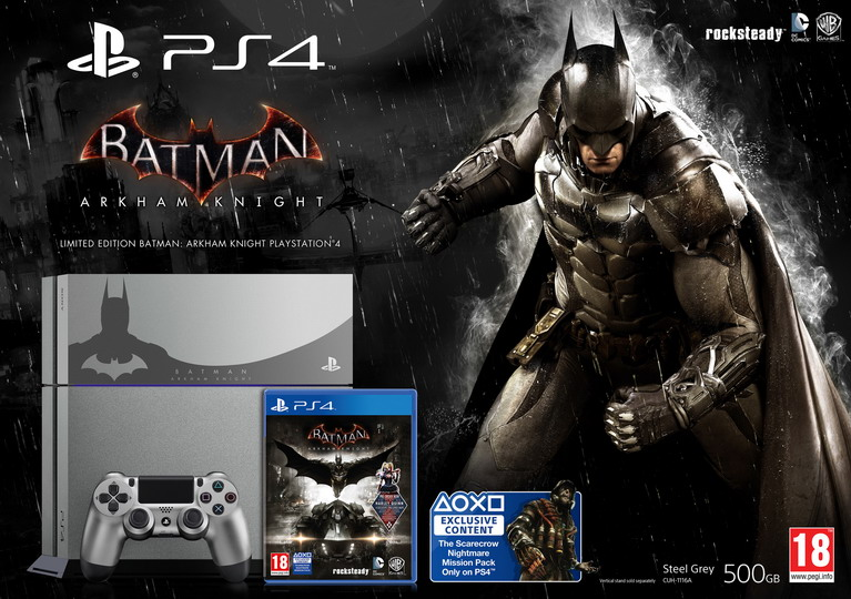 ps4 batman arkham knight bundle_2