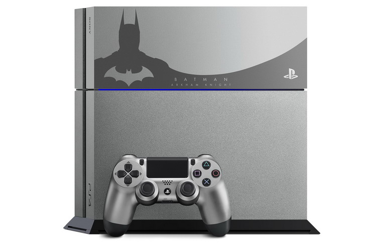 ps4 batman arkham knight limited edition