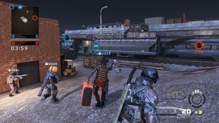 Το multiplayer είναι o πιο αξιόλογος τομέας του παιχνιδιού.