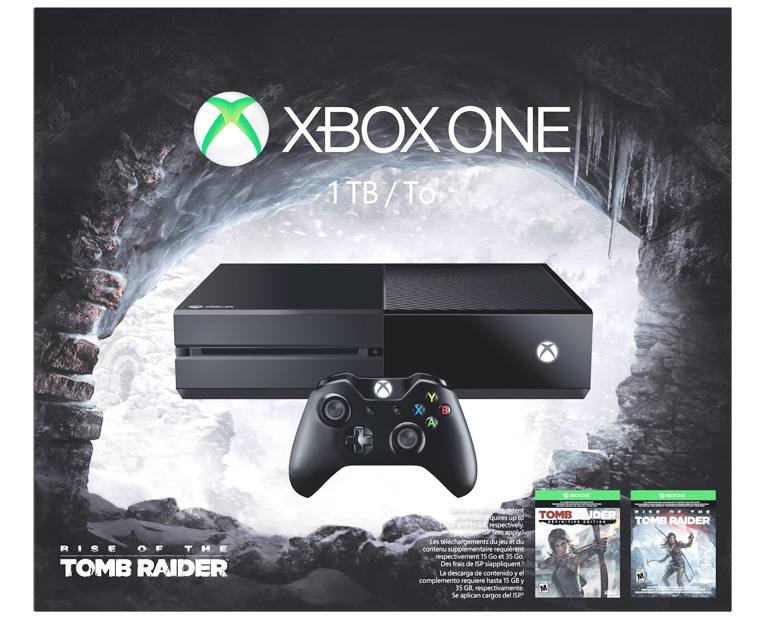xbox one rise of the tomb raider bundle_2