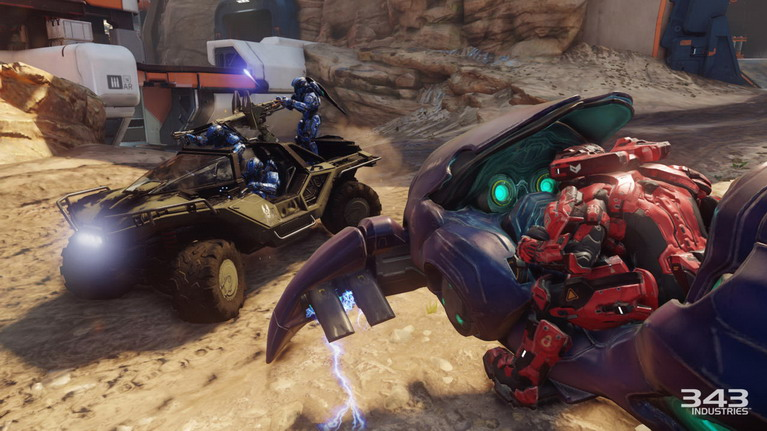 Τα οχήματα είναι βαρύνουσας σημασίας τόσο στο campaign όσο και στο warzone.