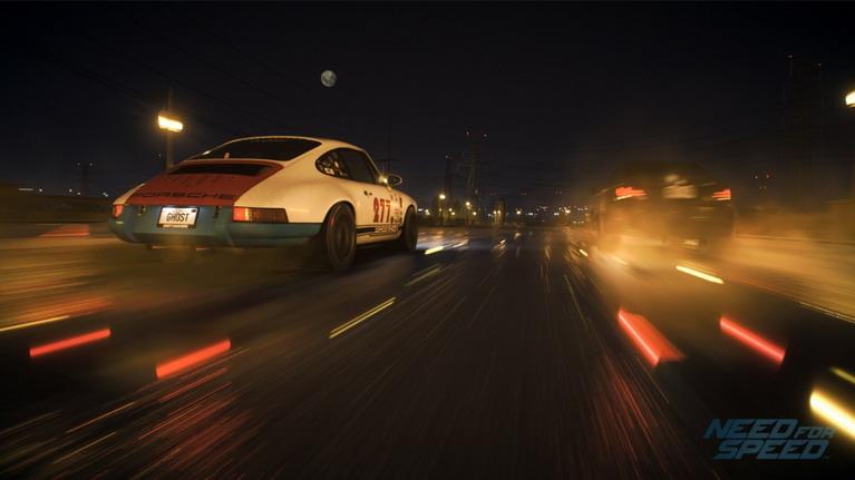 Η αίσθηση της ταχύτητας είναι υποδειγματική.