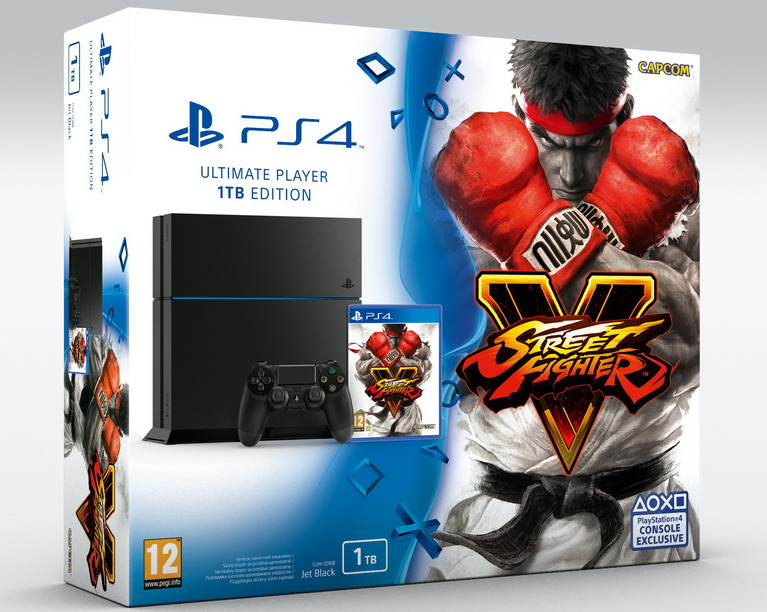 ps4 street fighter 5 bundle