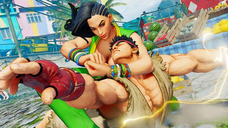 Ο Ryu μοιάζει να απολαμβάνει τη συγκεκριμένη κίνηση.