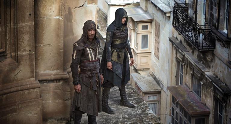 Assassin duo.