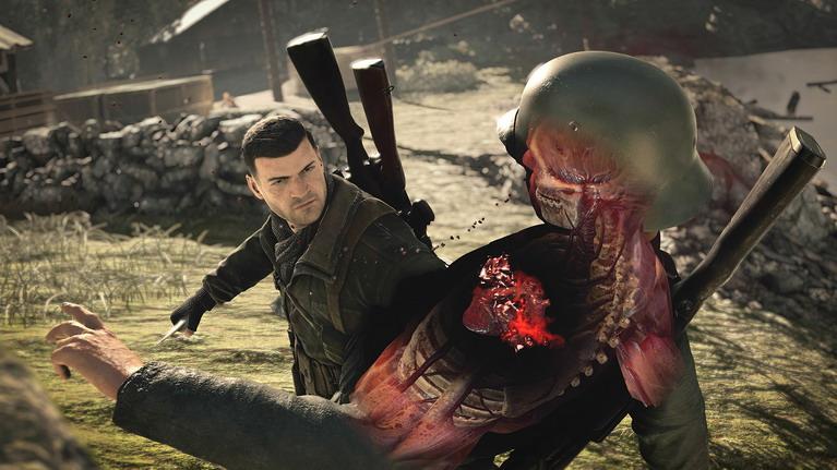 Sniper Elite χωρίς τη χαρακτηριστική kill κάμερα δεν γίνεται.