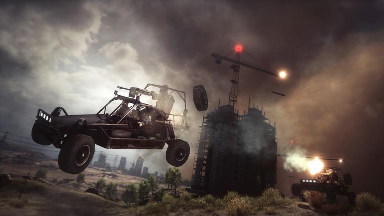 Tο gameplay του Battlefield 4 κάνει παλιούς χάρτες, όπως το Gulf of Oman, ακόμα καλύτερους.