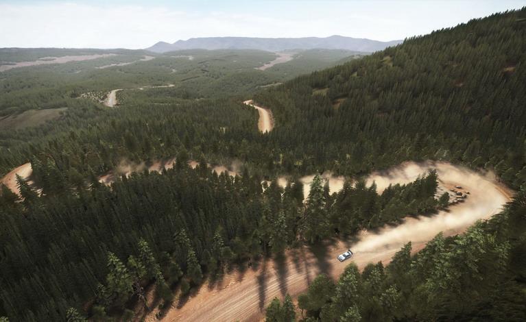 Ο λεπτομερής σχεδιασμός των διαδρομών αποτελεί σημείο αναφοράς του παιχνιδιού.