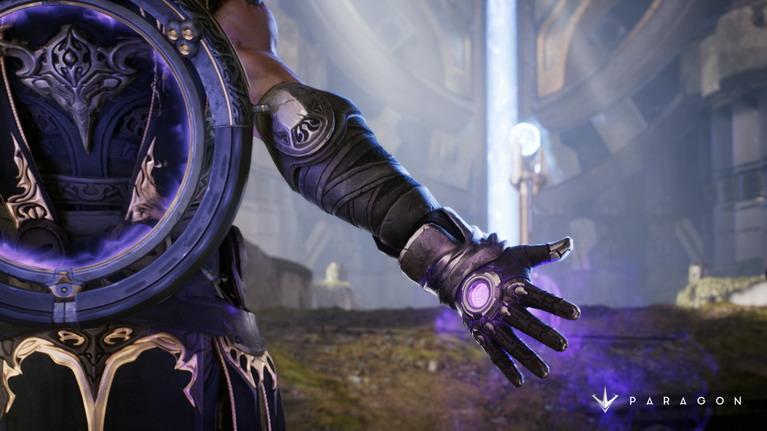 Ο Gideon αποτελεί έναν από τους πλέον ισχυρούς χαρακτήρες του παιχνιδιού.