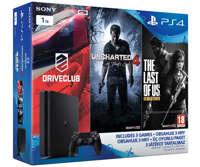 ps4-uncharted-4-driveclub-last-of-us-bundle