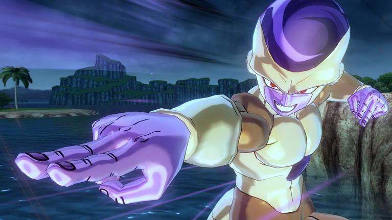 Η ιστορία του παιχνιδιού πηγαίνει μέχρι το προηγούμενο arc της σειράς Super.