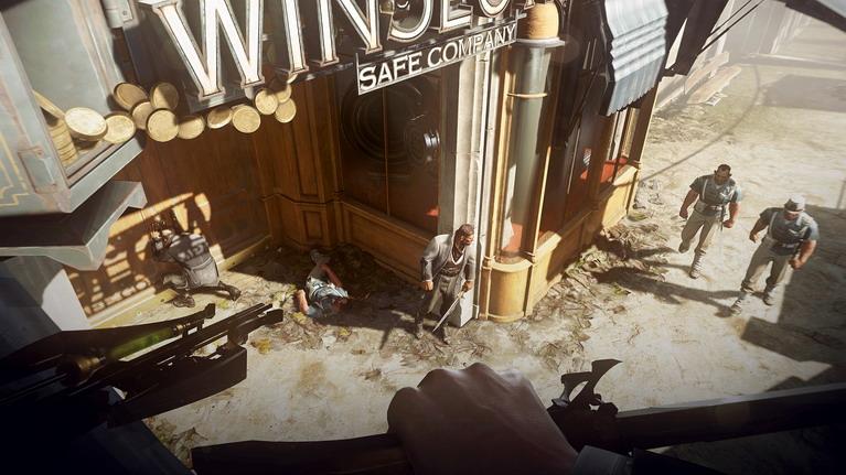 Τους σκοτώνετε ή τους αφήνετε; Η ελευθερία κινήσεων είναι το παν στο Dishonored 2.