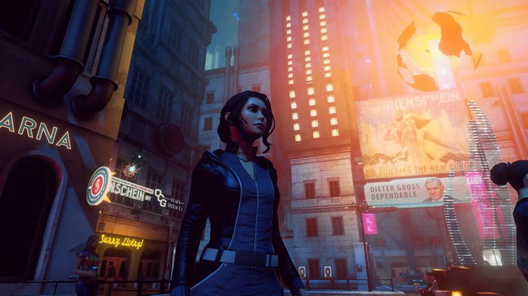 Η περιοχή Propast στη Europolis είναι το μέρος της Stark όπου διαδραματίζεται το Dreamfall Chapters.