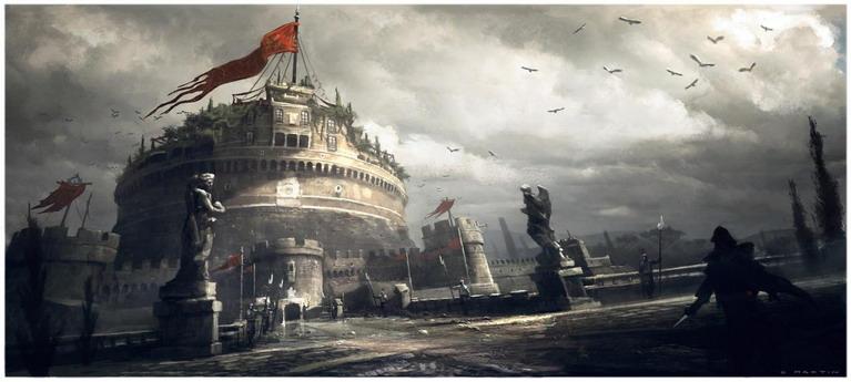 Αποστολή αυτοκτονίας; Μπορεί. Όχι όμως για τον Ezio.