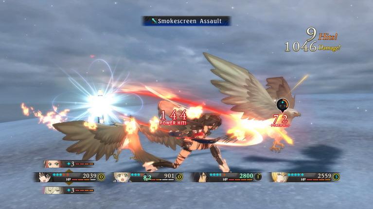 Το σύστημα μάχης είναι εξαιρετικό.