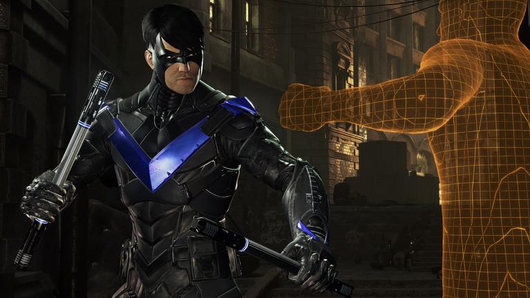 Ο Nightwing (δηλαδή ο Robin νούμερο 1) αγνοείται.