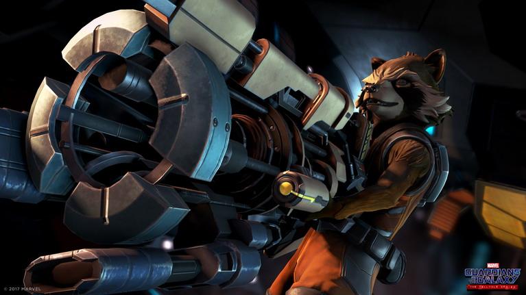 Καλοί όλοι οι Guardians, αλλά σαν τον Rocket δεν έχει!