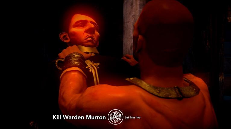Δείγμα του νέου gameplay, που είναι σαφώς επηρεασμένο από Quantic Dream και Telltale.