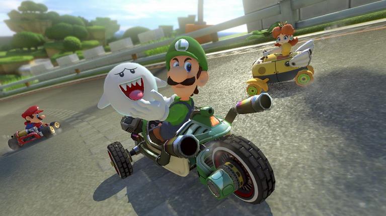 Ο Luigi δείχνει πιο απειλητικός και τσαντισμένος από ποτέ.