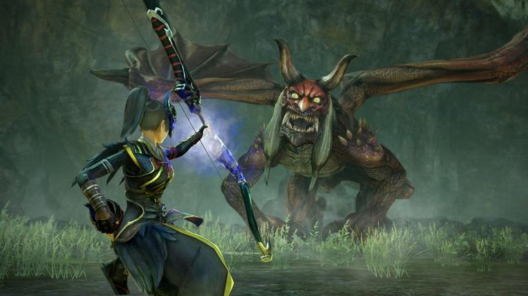 Τα oni είναι καλοσχεδιασμένα και στο Vita (εικόνες από PS4).