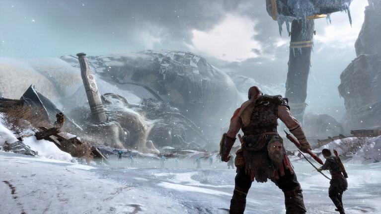 Τον νεκρό γίγαντα ή το σφυρί του Thor προσέξατε πρώτο;