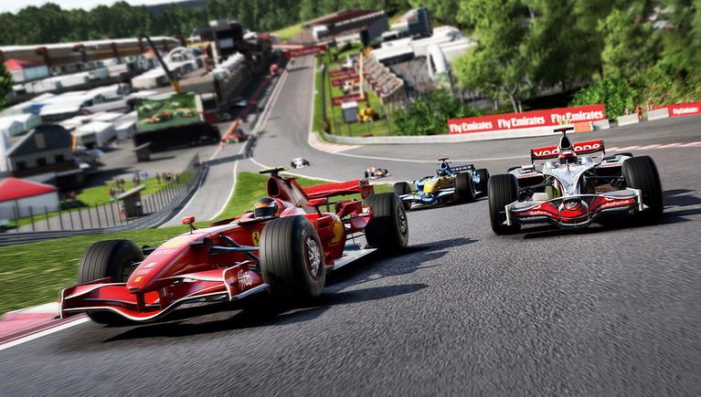 Ferrari εναντίον McLaren σε μια μάχη από τα παλιά.